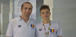 Haiducu va inota la Helsinki! Miza mare la Campionatul European la juniori
