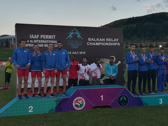 Medalii pentru atletismul romanesc, in Turcia la Balcaniada de stafete!