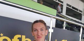 """Sanda Belgyan e pregatita pentru o noua medalie de aur si """"personal best""""!"""