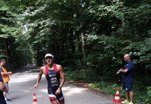 Alexandru Ion e aproape de finala mondiala la triatlon din Australia