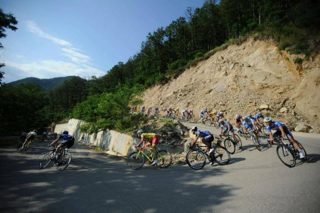 Turul Romaniei la start! Ciclism in Mica Bucla dupa 5 ani de pauza