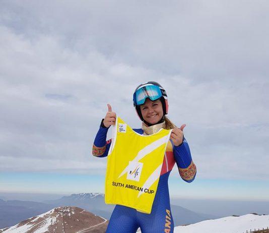 """Caill vorbeste despre viitorul in schi. """"Dau tot ce pot pe partie pentru Romania!"""""""