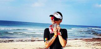 Gerda Dumitru analizeaza finala mondiala de Ironman 70.3 din Africa de Sud