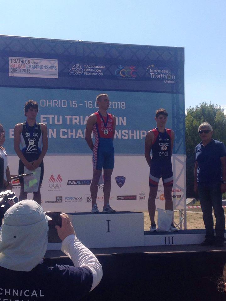 Campionatul Balcanic de Triatlon Sprint