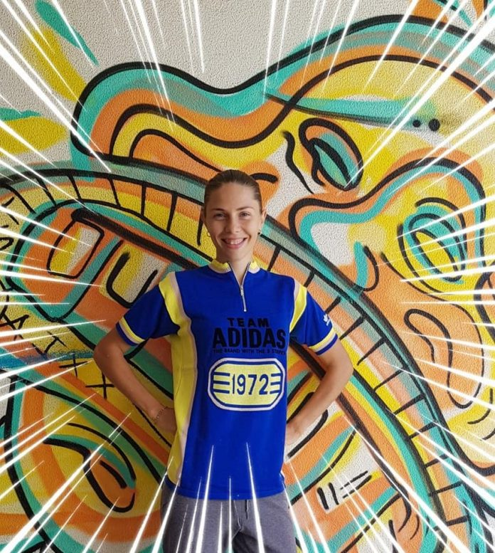 Claudia Bobocea castiga in Portugalia o cursa de 12,5km!