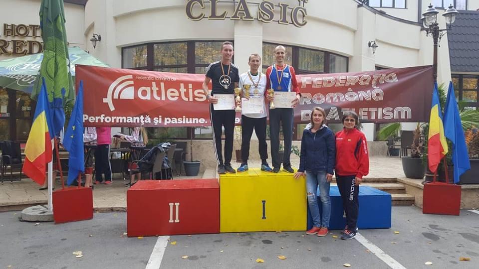 Soare e campion national la Cros. A fost si selectia pentru Campionatul Balcanic.