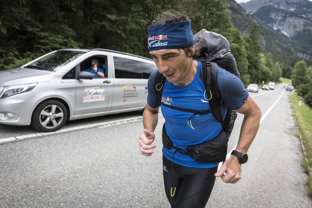 Toma Coconea Red Bull X-Alps