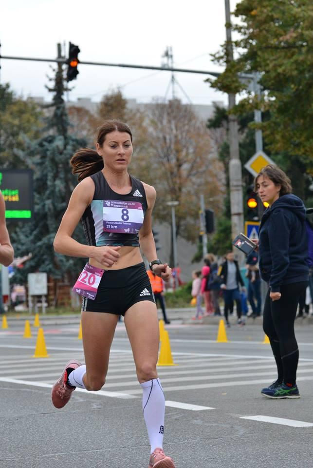 Paula Todoran si ambitii dupa medaliile de aur la Campionatul Balcanic