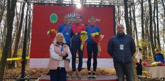 4 medalii de aur castigate pentru Romania la Campionatul Balcanic de Cros!