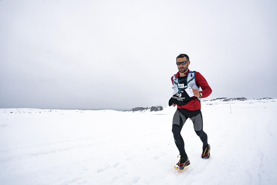 ultramaratonul The Last Desert Antarctica