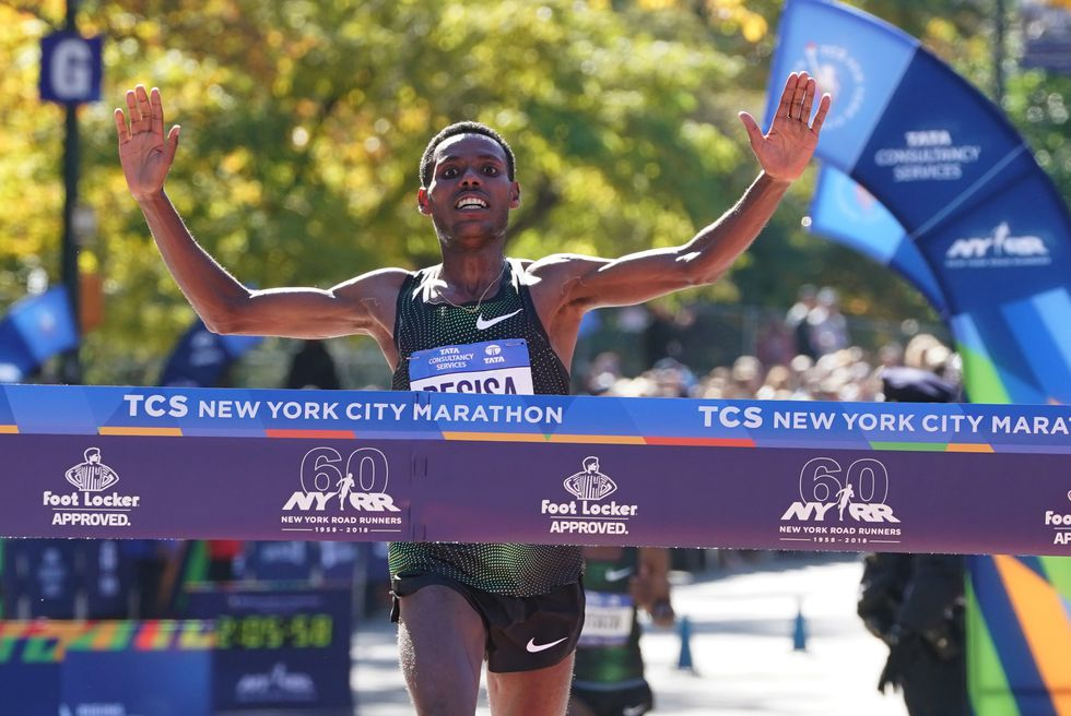 Marathon New York 2018