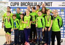 Stefan Cozma si Maria Verciuc confirma la Cupa Bacaului la inot. Analiza si reactii