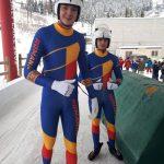 Alex Ailenei si Stefan Handaric in top 3 la sanie. Povestea progresului lor