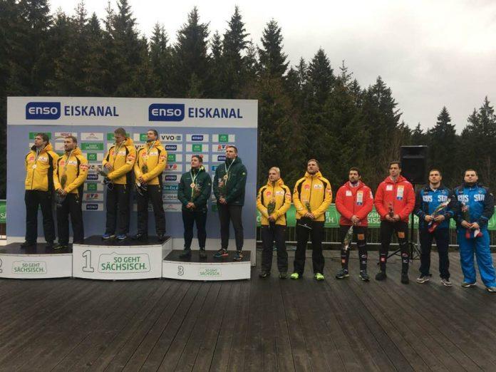 Tentea si Daroczi castiga medalii la Bob pentru Romania. Noua misiune: Konigssee