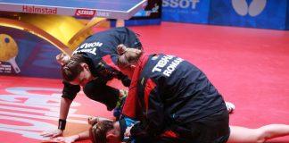 Medalie de bronz la tenis de masa pentru Romania la Open-ul Ungariei!