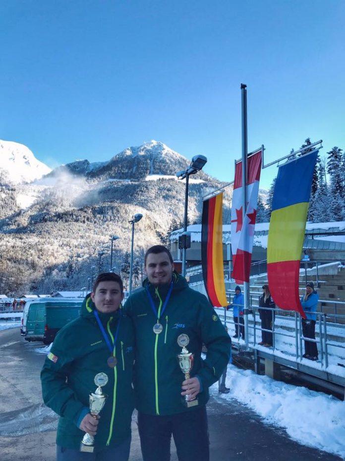 Romania aduna medalie dupa medalie la Bob! Aur pentru Tentea si Daroczi