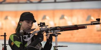 Eliza Molnar e premiata! Reactii dupa prima etapa de campionat national la tir.