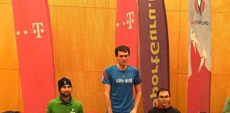 Cristian Lutic a alergat 700 de kilometri in ianuarie. Aflati cum a castigat la Gerar
