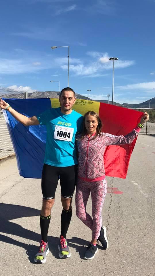 Nicu Buceanu continua cursa de urmarire a lui Zuk la Ultramaratonul din Atena