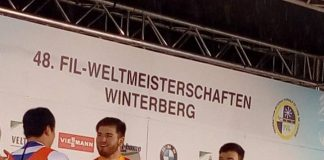 Flavius Craciun si Marian Gitlan sunt medaliati in proba de sanie la Mondiale U23
