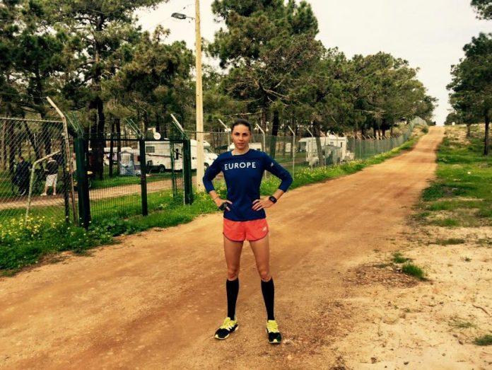 Claudia Bobocea are un nou record personal la 3000 de metri!