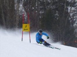 Alexandru Barbu vorbeste de la Are inainte de Slalomul Urias de la Mondiale