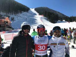 Sibianul Alexandru Barbu comenteaza evolutia de la Mondialele de Schi Alpin