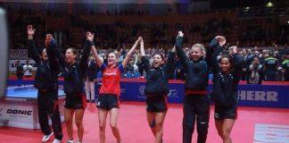 Medalii internationale castigate pentru Romania la Tenis de Masa!