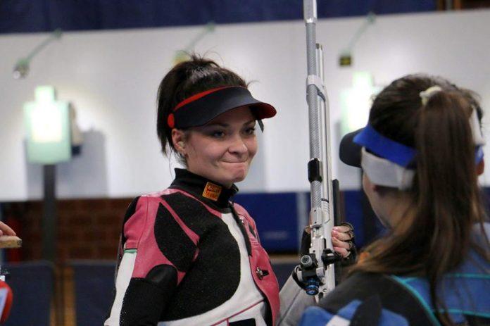 Roxana Sidi Tudose e pregatita de etapa de Cupa Mondiala din India