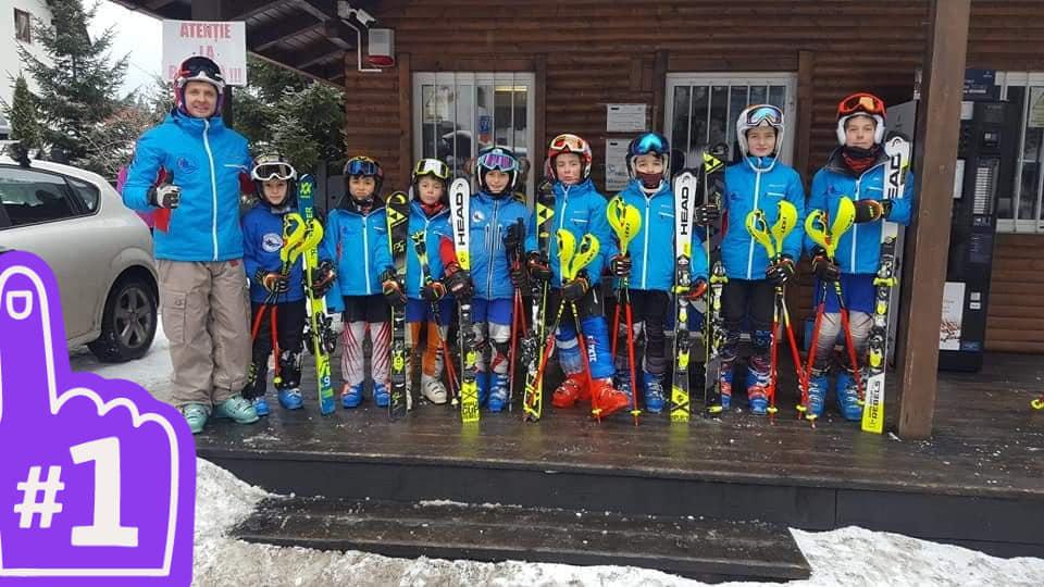 Rezultate la Slalom la Campionatelor Nationale de Schi Alpin de la Azuga