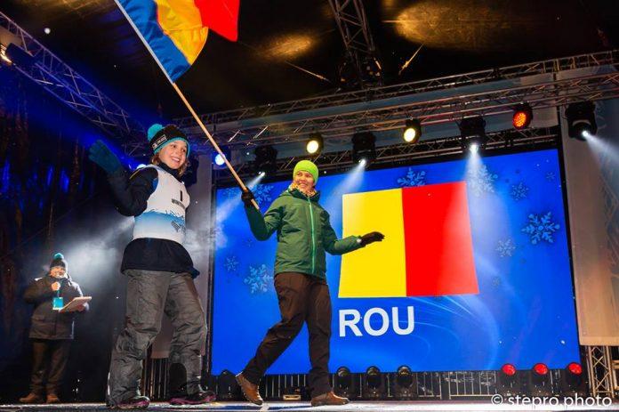 Raluca Stramaturaru a obtinut bronz la Cupa Natiunilor de la Altenberg la sanie