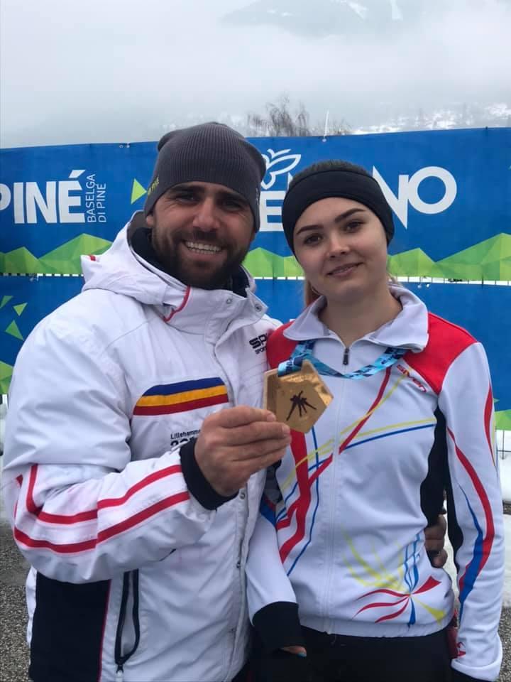 Mihaela Hogas e pe locul doi dupa cele 3 Cupe Mondiale la patinaj viteza!