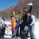 Medalii castigate pe plan international, pentru Romania la Snowboard!