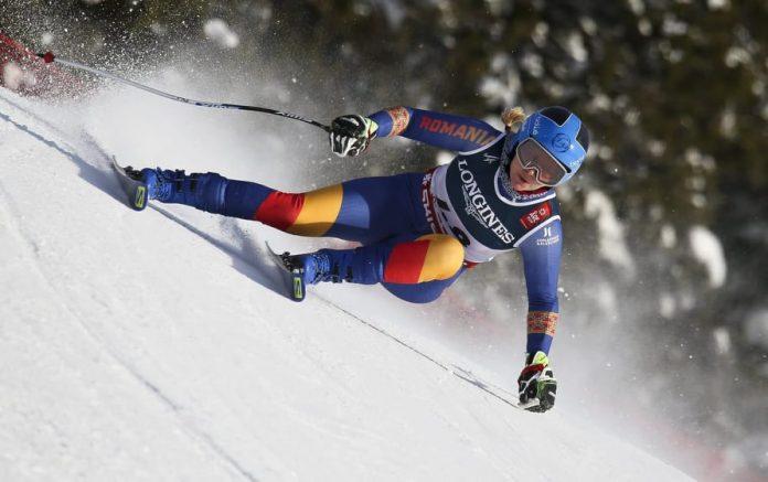 Ania Caill a incheiat evolutia la Campionatele Mondiale de Schi Alpin, de la Are!