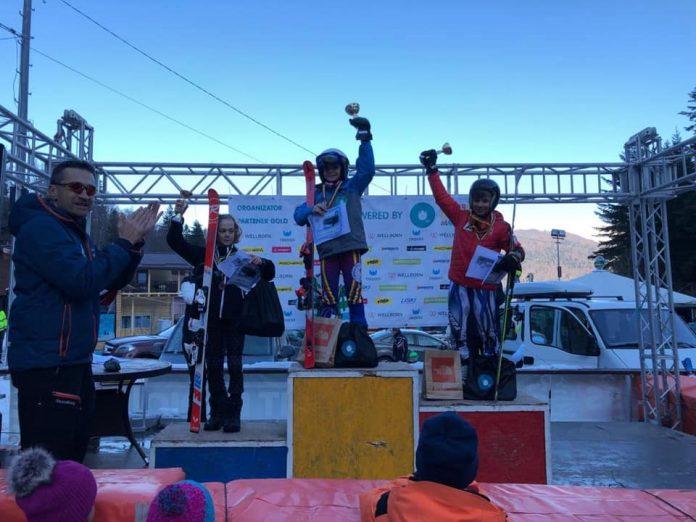 CharlySki si seria de competitii de schi alpin din aceasta primavara