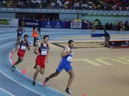 Rusu s-a calificat la Europene! Declaratia de la Campionatul Balcanic de Atletism