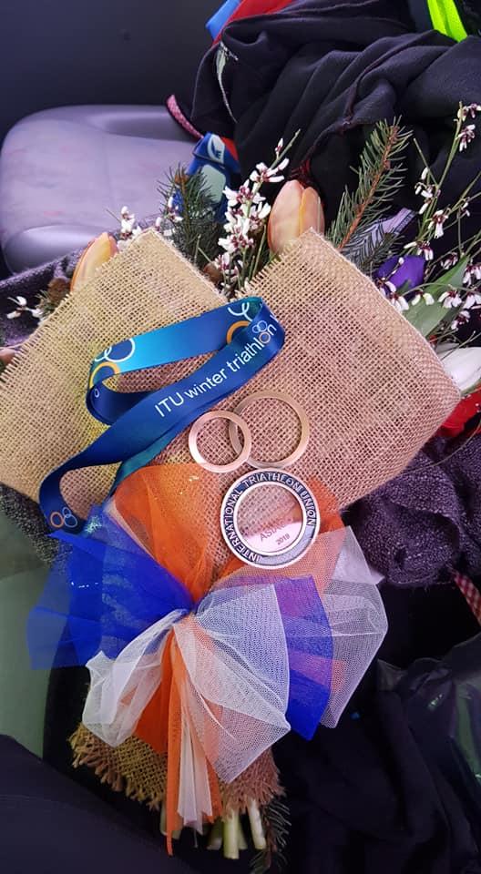 Viorel Palici medalie