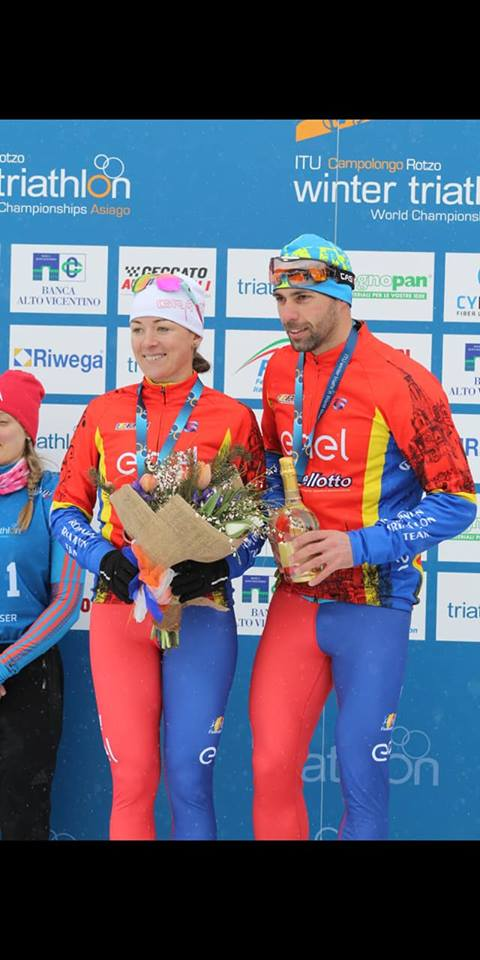 Romania istorie Campionatul Mondial de Winter Triathlon