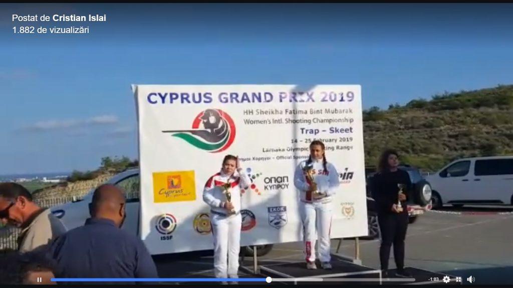 Start de sezon pe podium la Tir pentru Raveca Islai. Reactii dupa concurs!