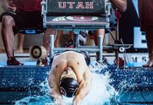 Catalin Ungur castiga concursuri la natatie in SUA ca sportiv si ca antrenor
