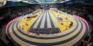 Doua finaliste si o semifinalista din Romania la Europeanul de Atletism de Sala