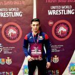 7medalii castigate de Romania la Campionatele Europene de lupte U23 in Serbia