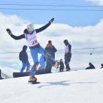 Premiera pentru Romania la Snowboard! Prima finala romaneasca a fost la Mavrovo