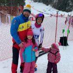 Iulia Benga revine dupa 3 nasteri si castiga medalii in schi! Aflati ce o motiveaza!