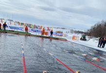 Paul Georgescu participa la Mondialul de Inot in Ape Inghetate ! Sunt conditii dure