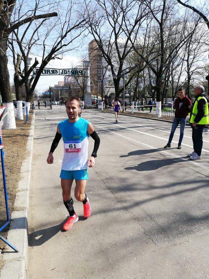 Soare alearga in Germania la o saptamana dupa ce a castigat titlul la Semimaraton