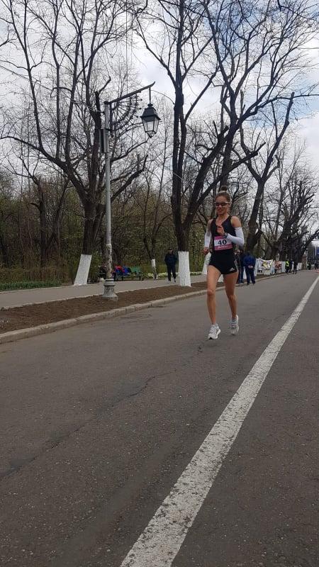 Madalina Florea a revenit pe podium la Semimaraton! Cum a depasit problemele
