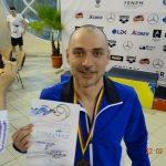 Cosmin Lancea a castigat la 39 de ani medalia de bronz la Nationalele de Inot