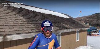 Alexandru Barbu anunta spectacol la Slalom la FIS OPEN CUP, in Poiana Brasov