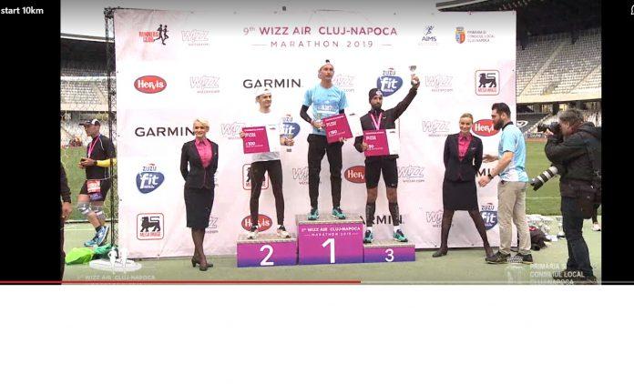 Kenya e in top la Maratonul de la Cluj! Aflati ce au facut romanii